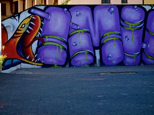 Shutter therapy - Street art