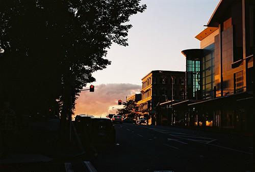 Auckland@dusk