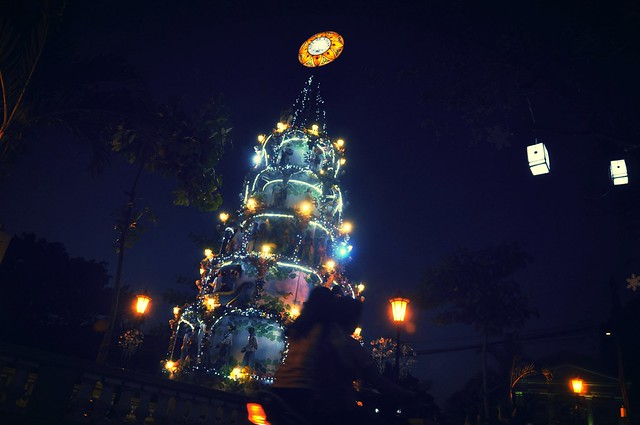 Vigan Christmas Tree