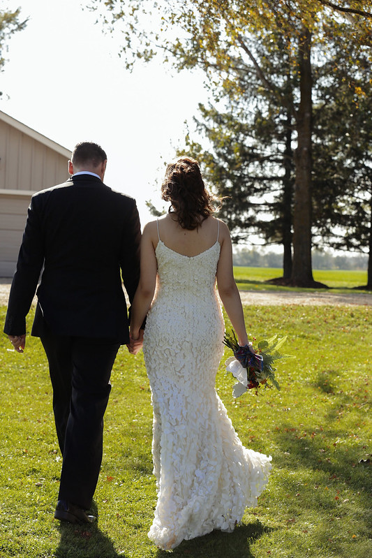 Guelph Vintage Inspired Wedding Photography