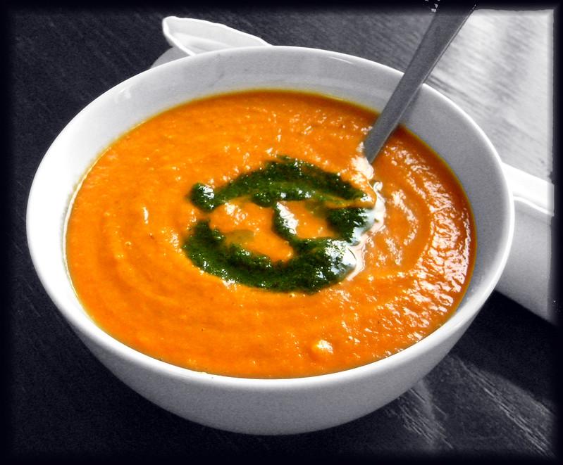 Tomato Pepper Soup