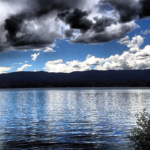 Shadow Mountain Reservoir #colorado by @MySoDotCom
