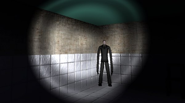 Slenderman Imagen dentro del juego