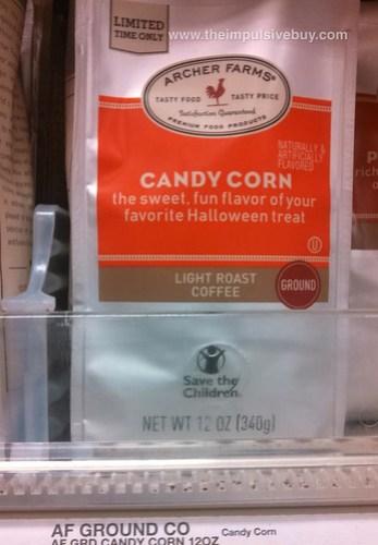 Archer Farms Candy Corn Coffee