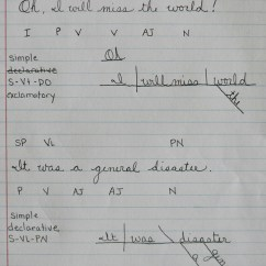 Diagramming Sentences Declarative With Conjunctions Mt Hope Chronicles Sentence Challenge Answers Img2013 10 02 0001pm
