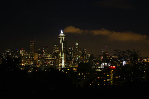 Epic Seattle view
