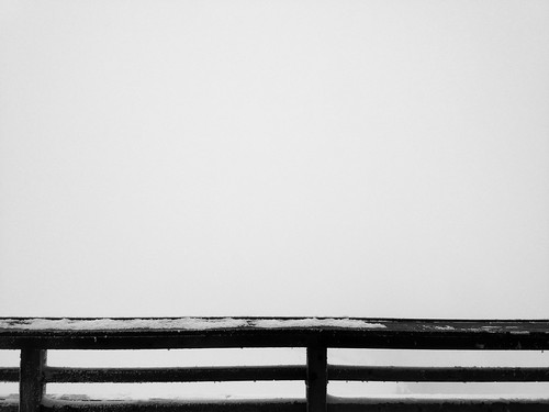 Adelboden: Aussicht monochromatisch by habi