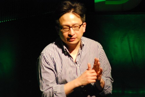 Herb Kim gets TDC13 underway
