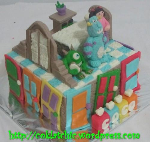 Cake Monster Inc