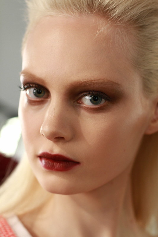 Cushnie et Ochs Fall-Winter 2013- Backstage 020