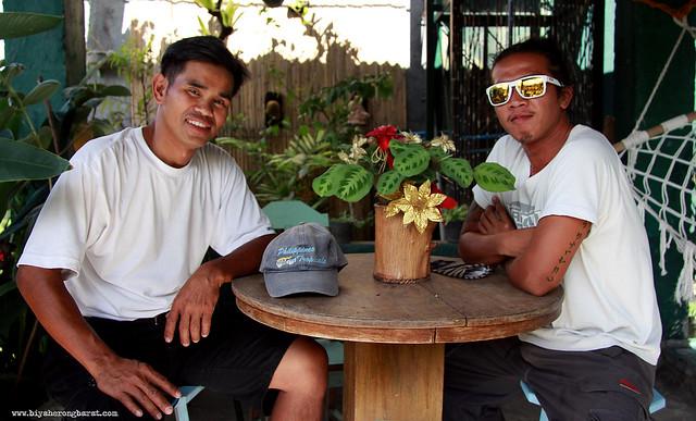 Joel Ognayon guide Banaue Ifugao