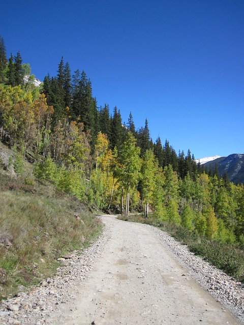 Picture from the Alpine Loop, Colorado