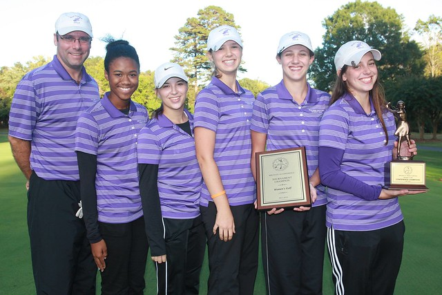 2013 Northern Guilford Girls Golf Team