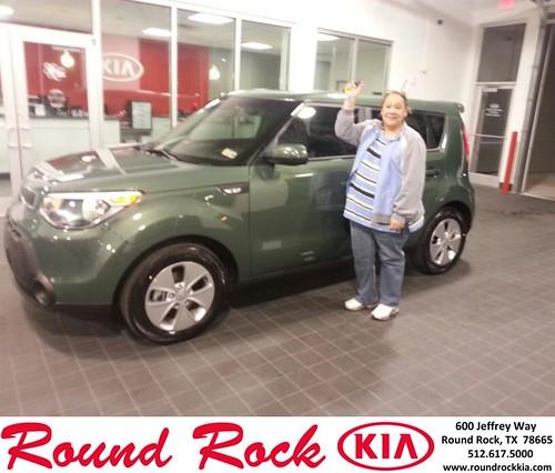 Round Rock KIA Customer Reviews and Testimonials-Adela Perez by RoundRockKia