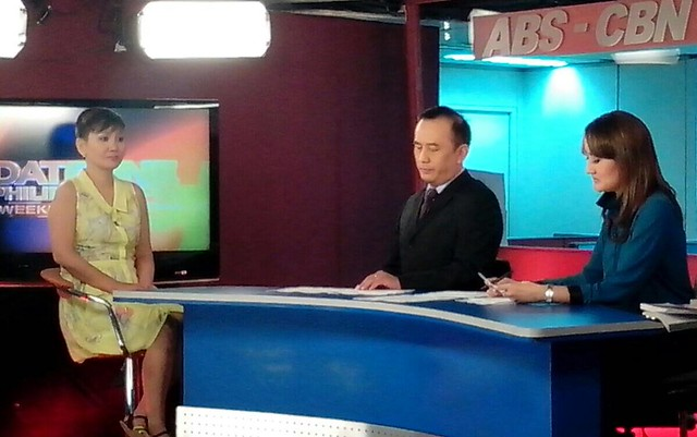 ANC Dateline Philippines live guesting