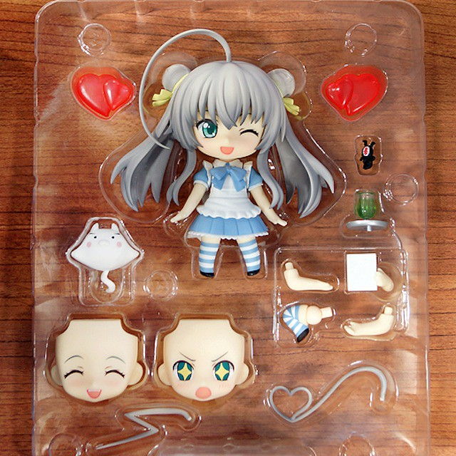 Nendoroid Nyaruko: Maid version