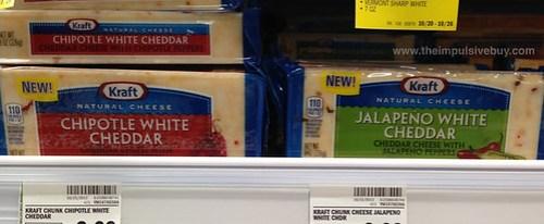 Kraft Natural White Cheddar