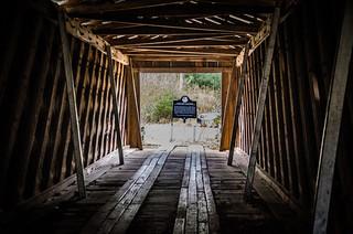 Cromers Mill Covered Bridge