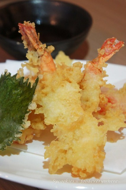 5.yuu-jo Seafood Tempura