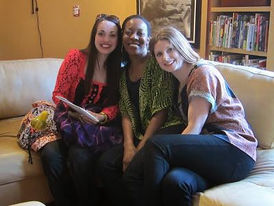 Amity, Nette & Kelli