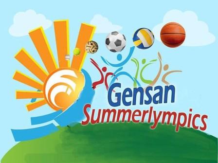 GenSan Summerlym;pics