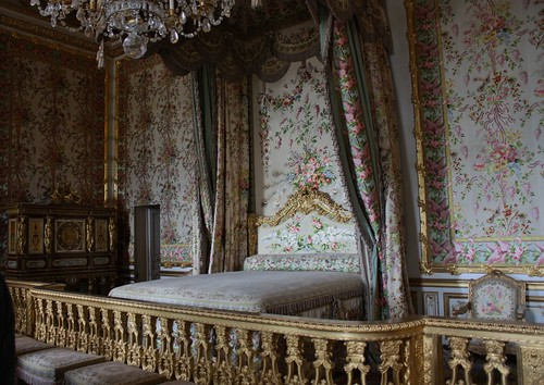 Versailles the Queens Bedroom