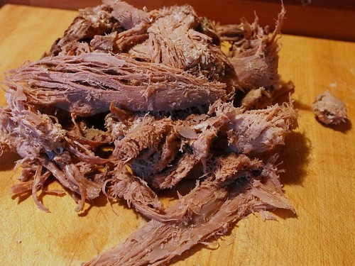 Shredded Beef Tongue