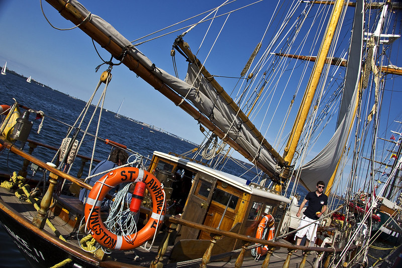 Tall Ships Hamilton 6/30/2013