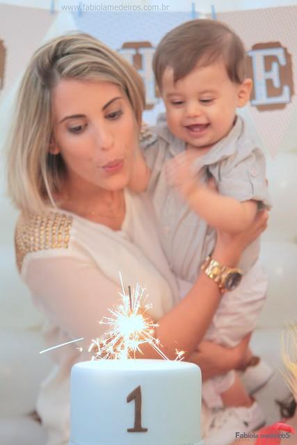 Aniversário 1 aninho do Guilherme!