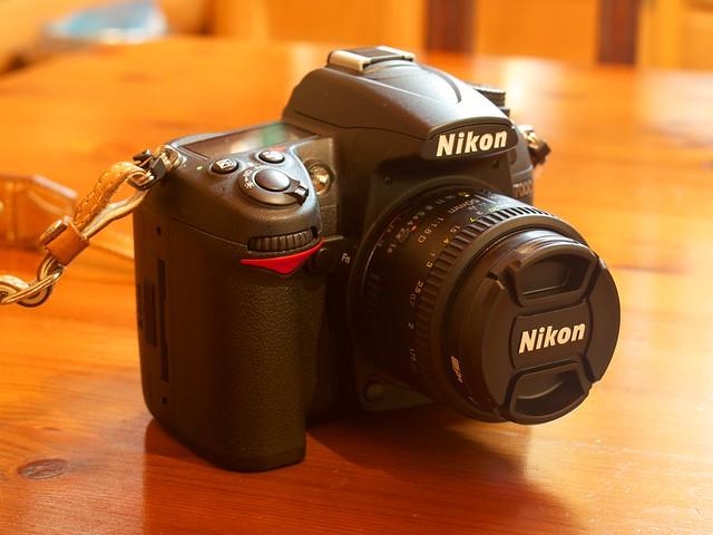 Nikon D7000 with AF Nikkor 50mm f/1.8D
