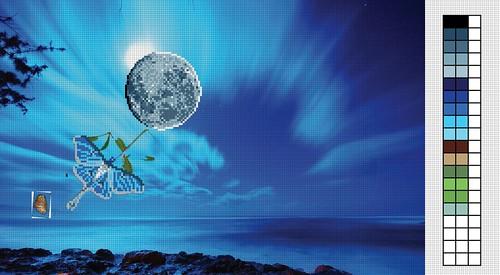 Blue-Luna-Blue-Luna-Context by Carmen CS