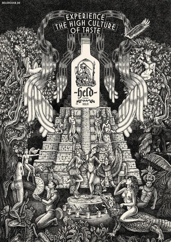 Heldvodka - Highcultureoftaste maya