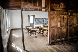 Two Schoolrooms