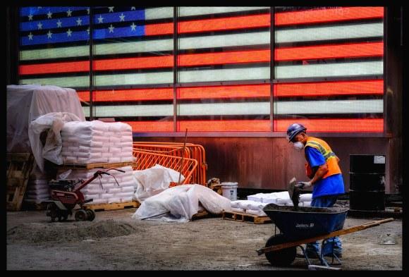 American Duty - New York - 2014
