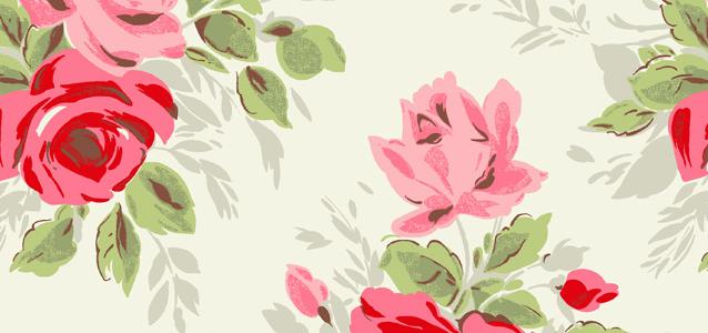 Emtampados flores