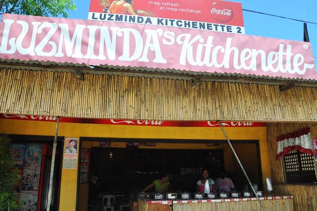 Luzminda's Kitchenette, Sinait