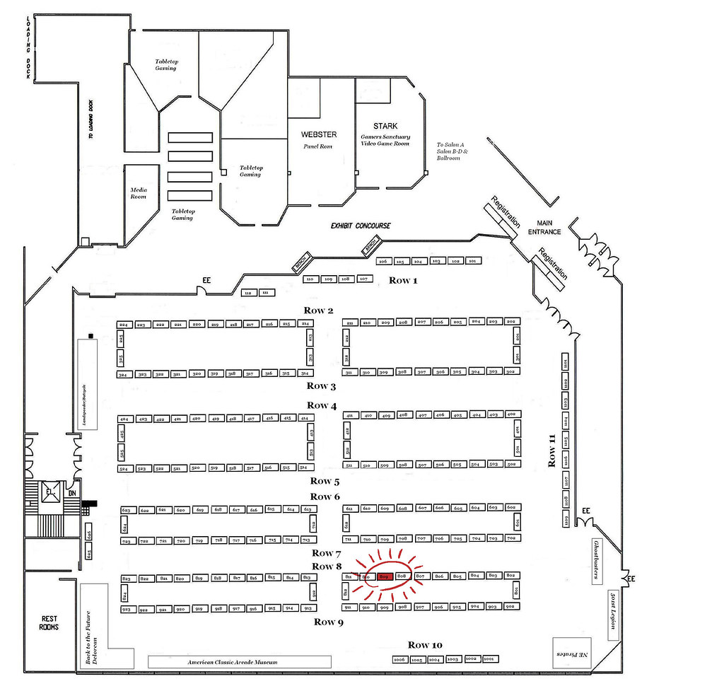Granitecon 2013 Floorplan copy