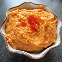 Recipe Swap: Buffalo Hummus