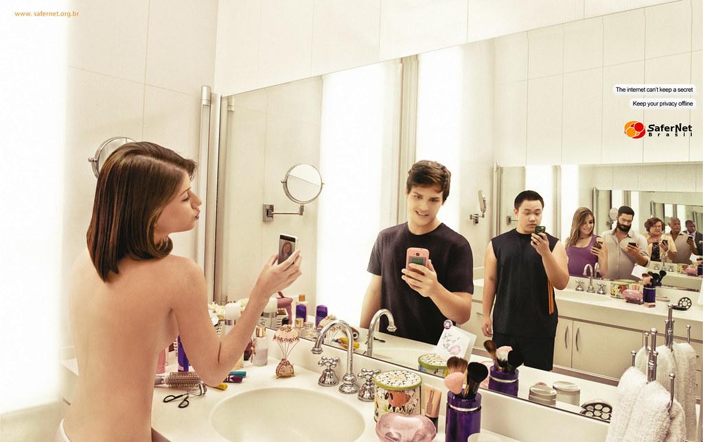 Safer NET - Selfie Mirror Privacy