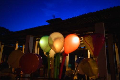 The faith balloon