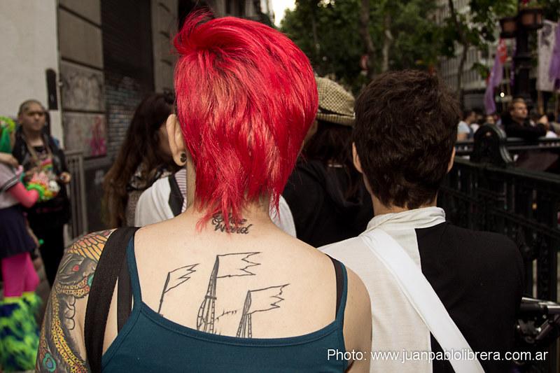 02-Marcha del Orgullo LGBTIQ. Buenos Aires, Argentina 2013