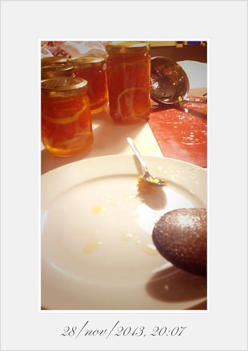 Ferber Potiron et citron caramélisé