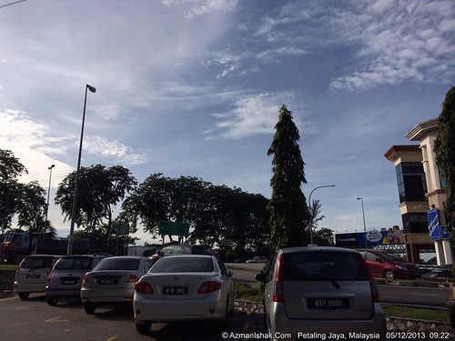Laporan ramalan kajicuaca - Petaling Jaya adalah cerah by aimedianet