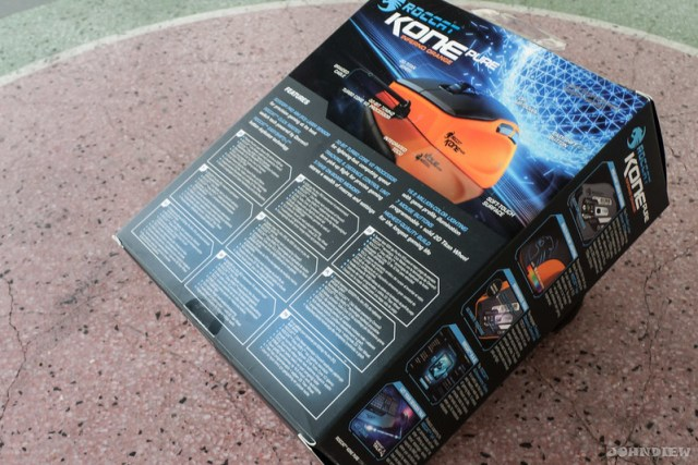 ROCCAT Kone Pure Gaming Mouse 81