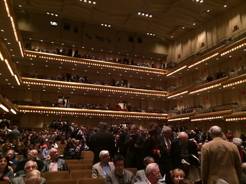 Avery Fisher Hall