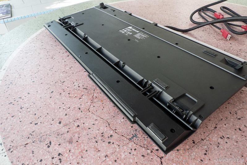 Corsair Raptor K30 and K50 Gaming Keyboards 32