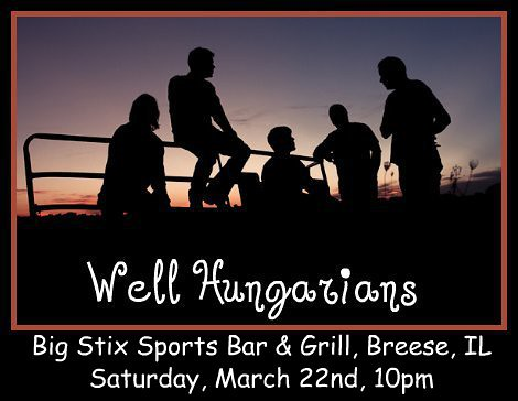 Well Hungarians 3-22-14