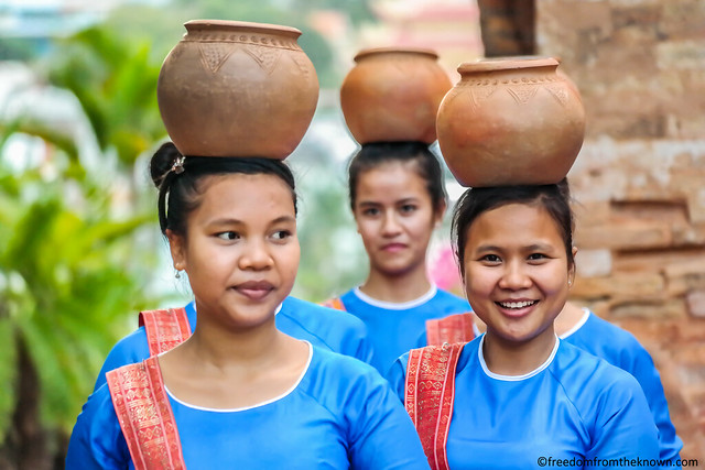 Girls In Nha Trang, Vietnam.