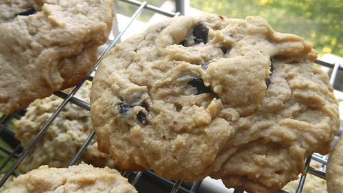 Peanut Butter Cherry Cookies 6