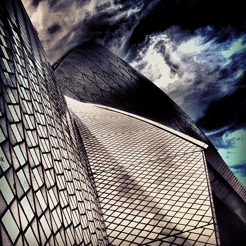 #sydney opera house by @MySoDotCom